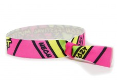 """NEON Wristbands """"Festival"""""""