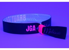 "NEON-wristbands ""Bachelorette Party"""