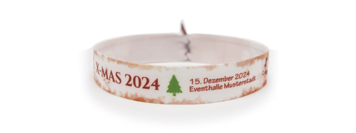 Christmas party Wristband