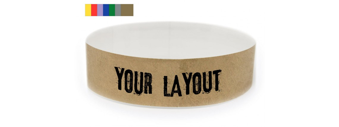 Tyvek® Wristband 1C - correction