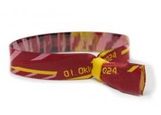 """Woven bracelet """"Festi-Ville"""""""