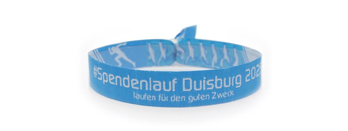 "Woven bracelet ""Charity-Event"""