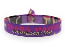 """Woven bracelet """"Stars"""""""